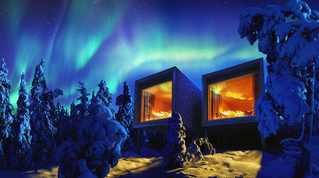 Onnistunut, yhtenäinen brändi-ilme tukee menestystä – Arctic TreeHouse Hotel