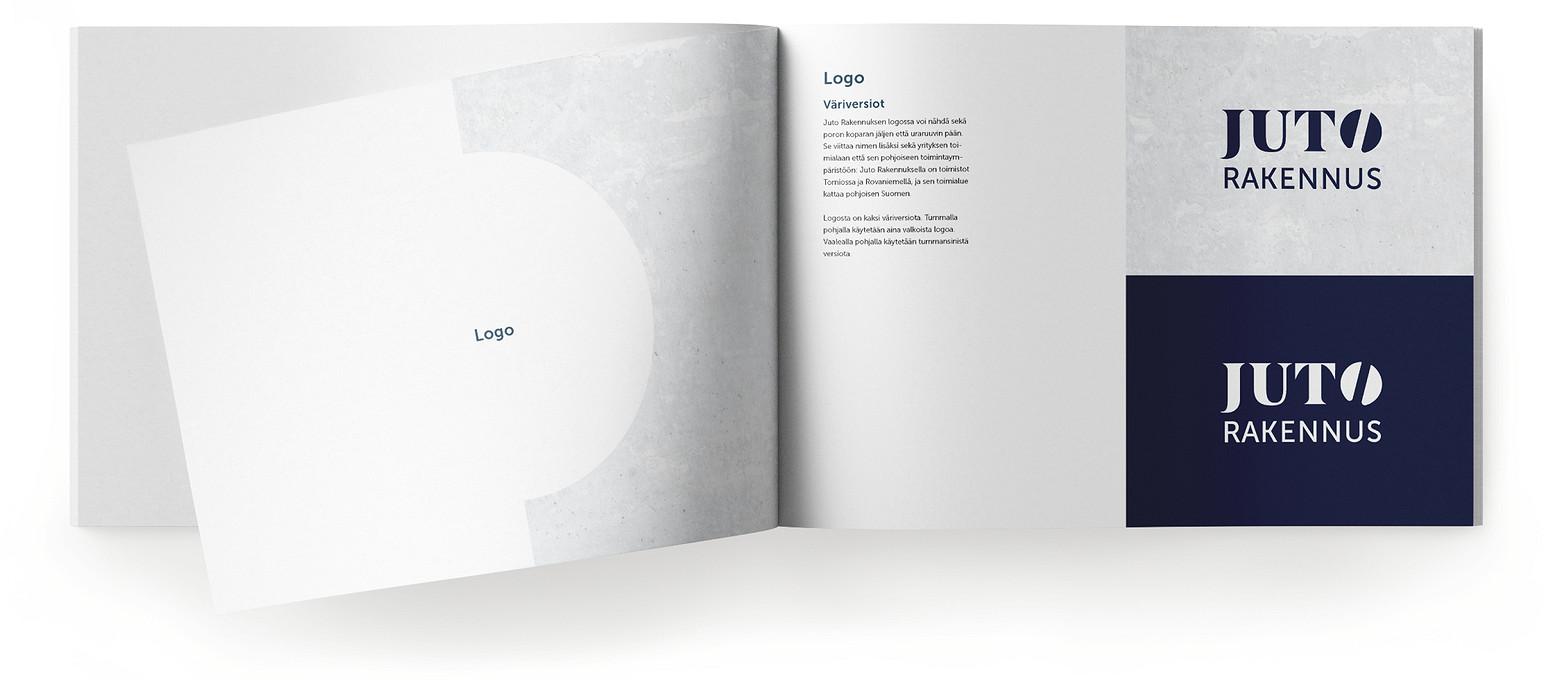 Brändiuudistuksen myötä suunnittelimme uuden graafisen ohjeiston.